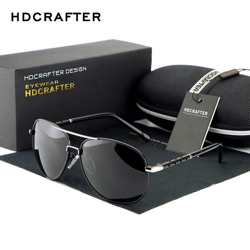 Polarized Sunglasses Men UV400 Glasses Male Eyewear Driving Brand Designer Sun Glasses
