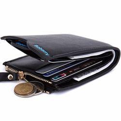 Nuevos 2017 hombres carteras monedero para hombre billetera masculina dinero Caso Nuevo clásico soild patrón billetera diseñador monederos Tarjeta Suave 385-5