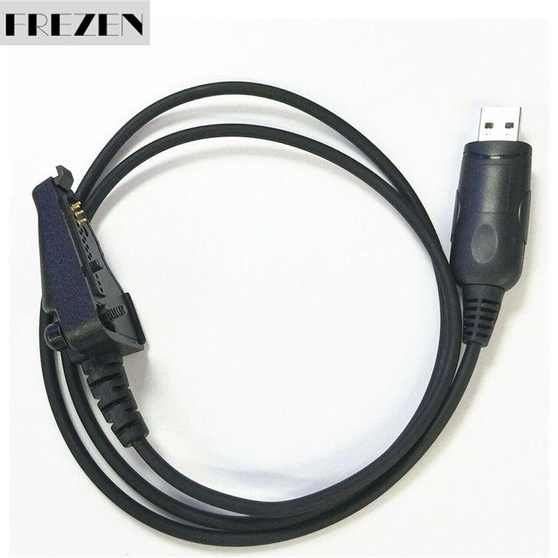 USB Programming Cable Accessories For Kenwood Two Way Radio Walkie Talkie TK-280 TK-285 TK-2140 TK3140 TK3180 TK-385 RPC-K3-U