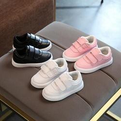 2019 детская повседневная обувь кожаные ботинки мужская и женская обувь на мягкой подошве детская спортивная обувь для маленьких детей бренд...
