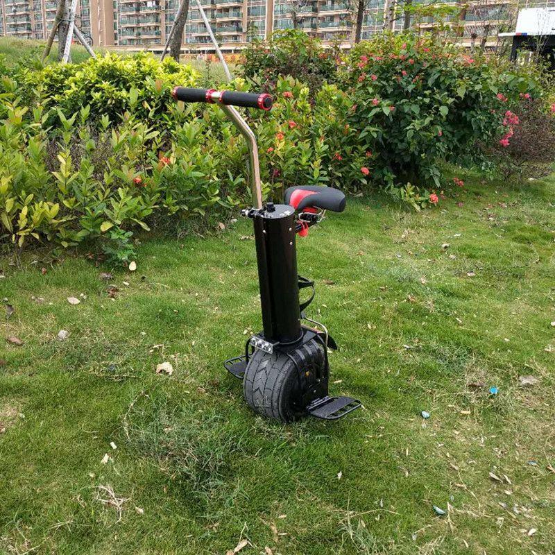 25 km/h Max speed Electric Unicycle (Black), Self Balance wheel 10 inch Tire