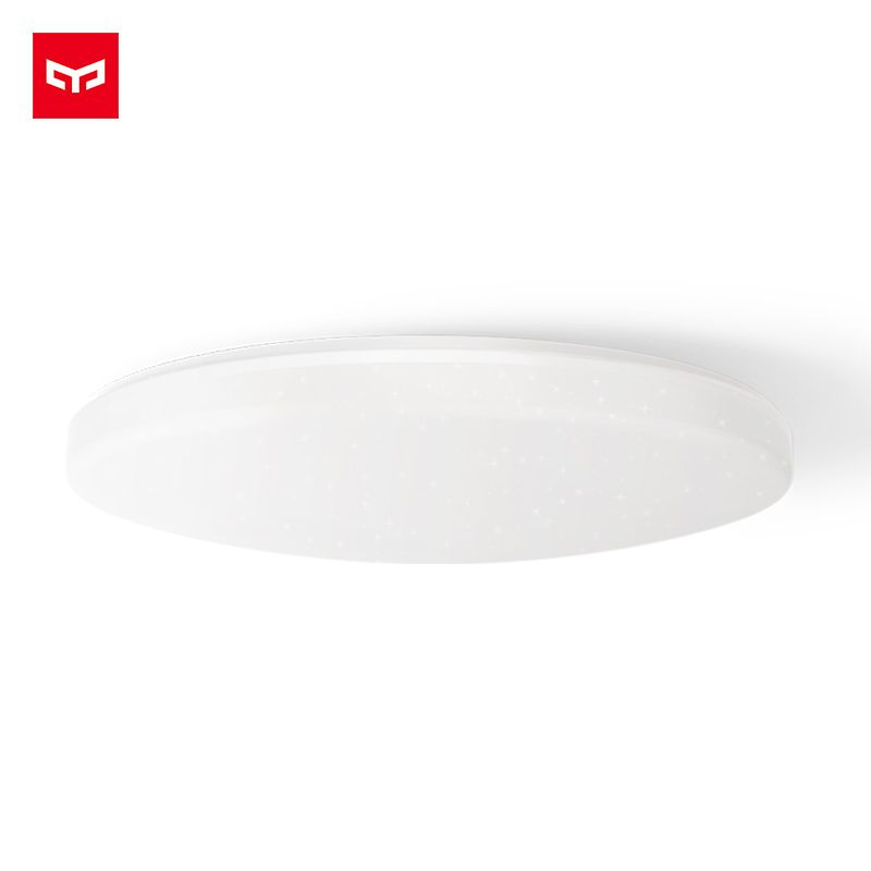 Original xiaomi YEELIGHT Ceiling Pro 650mm,RBBW Colorful Work with Mi home app & Amazon ECHO & Google Home For xiaomi smart Home
