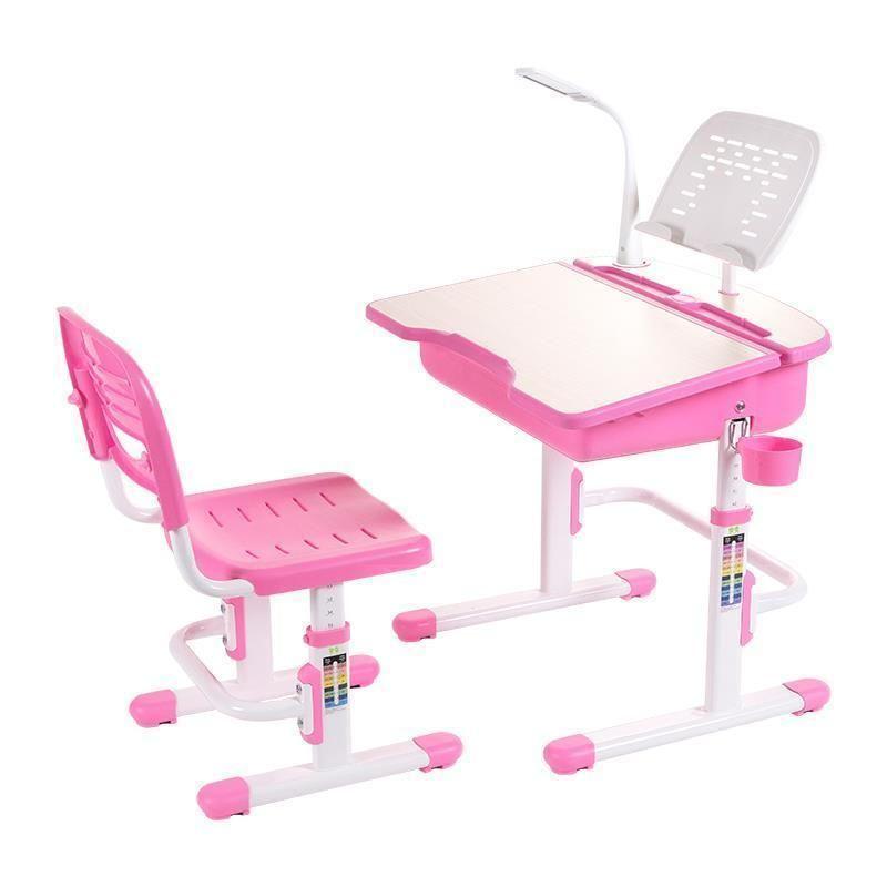 Kinder studie tisch und stuhl set kann heben schreibtische schüler arbeiten anti-myopie schreibtisch