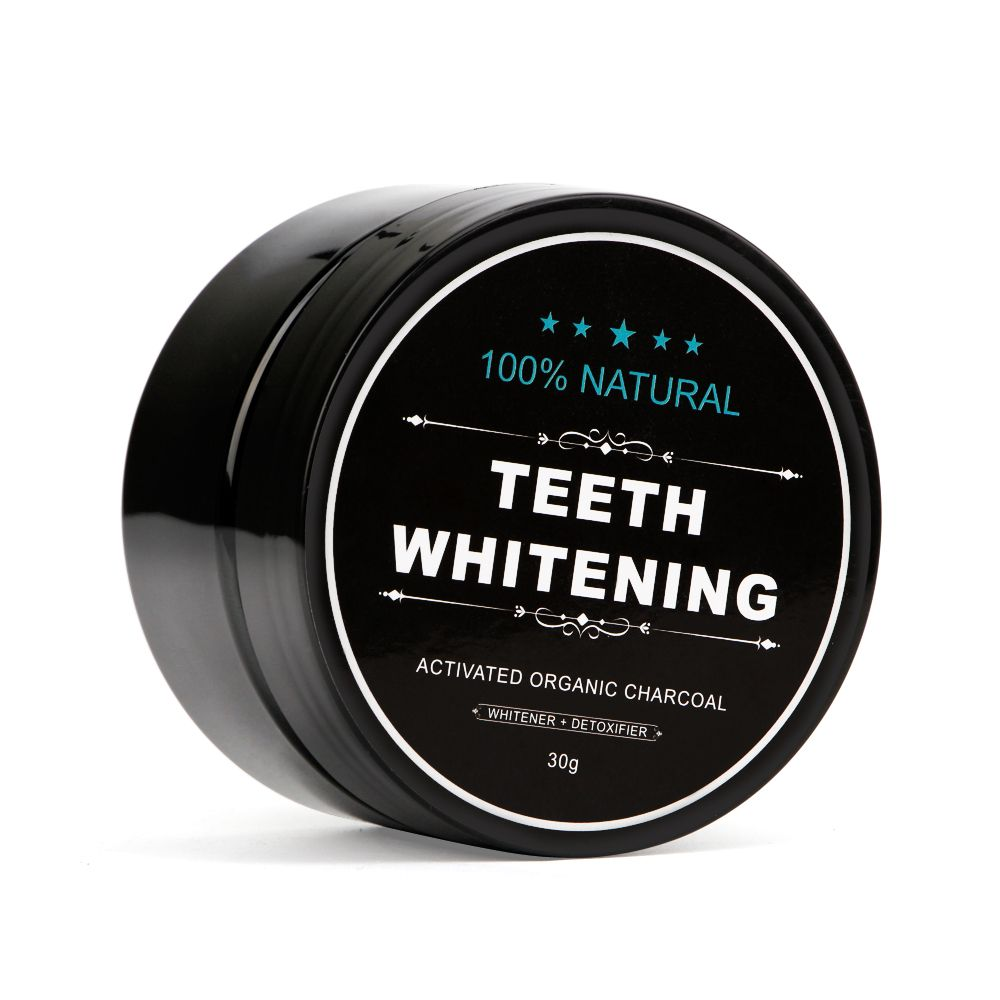 Soins des dents brosse à dents en bambou naturel charbon actif blanchiment des dents poudre dentifrice hygiène buccale livraison directe dentaire