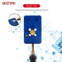 Wozniak para huellas dactilares botón Inicio reparar la base de la Plataforma de mantenimiento para iphone 8 8 P 7 P 6 s 6sp 6 P 5S 5g U10 IC herramienta