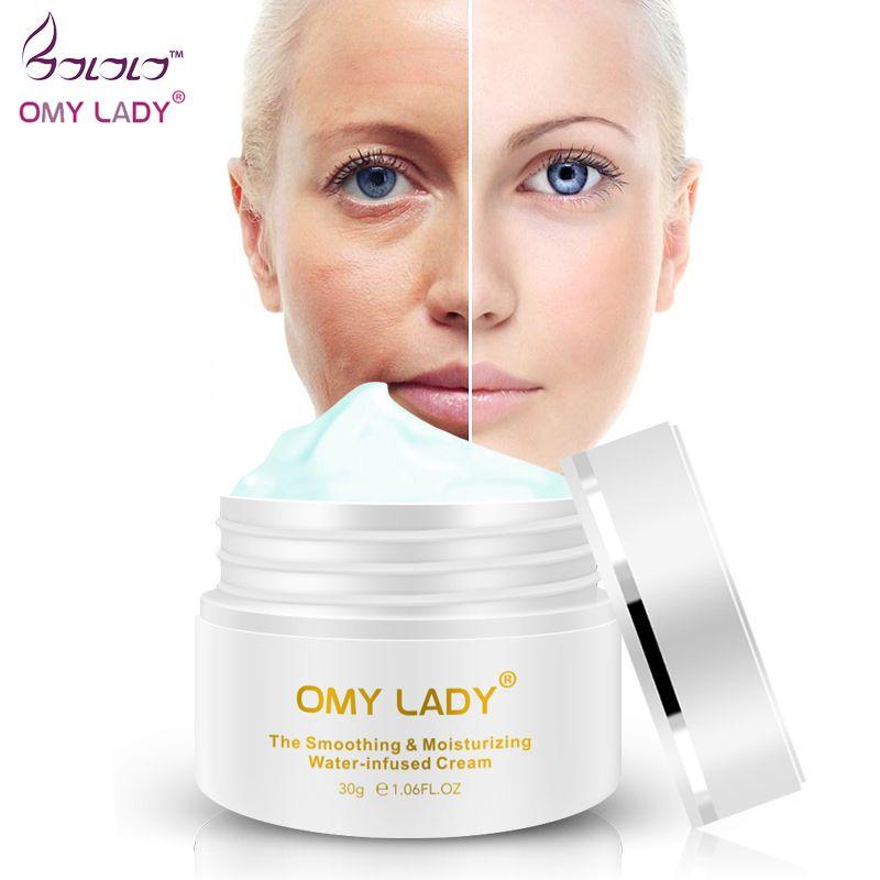 OMYLADY Day Creams Korean Cosmetic Deep Moisturizing Face Cream Hydrating Anti Wrinkle whitening Lift Esseence Cream Skin Care