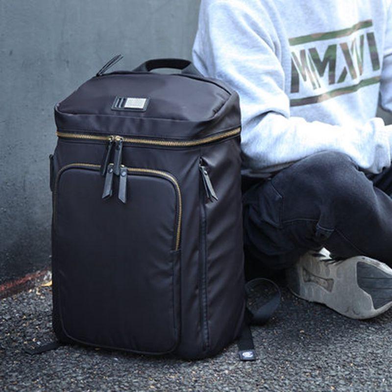 D-парк рюкзак для ноутбука Multi-использование компьютера Рюкзаки Anti-Theft Водонепроницаемый Сумки для Для мужчин Повседневное большой Ёмкость ...