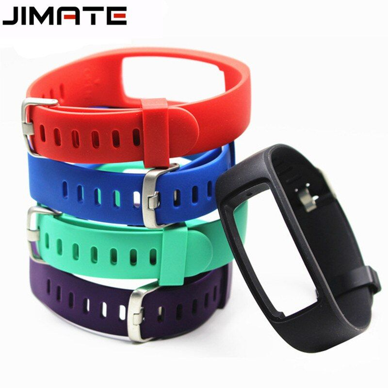 ID107 HR Plus Strap Smart Bracelet Belts Smart Band Replacement Straps Wristband Silicone BELT 5 Colors For Id107HR Smartband