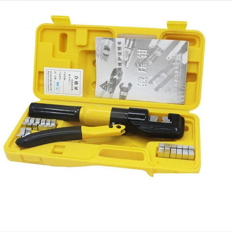 <font><b>Hydraulic</b></font> Crimping Tool <font><b>Hydraulic</b></font> Crimping Plier <font><b>Hydraulic</b></font> Compression Tool YQK-70 Range 4-70MM2 Pressure 5-6T