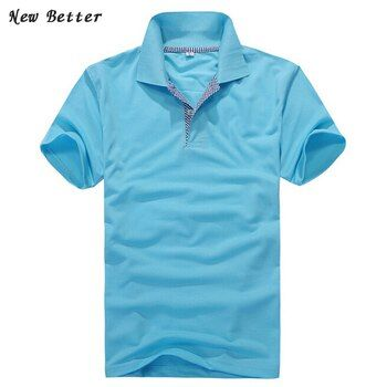 2020 summer style polo men, men's short sleeve polo shirts Slim fit Shirt, Designer Brand Men Breathable Solid polo shirts