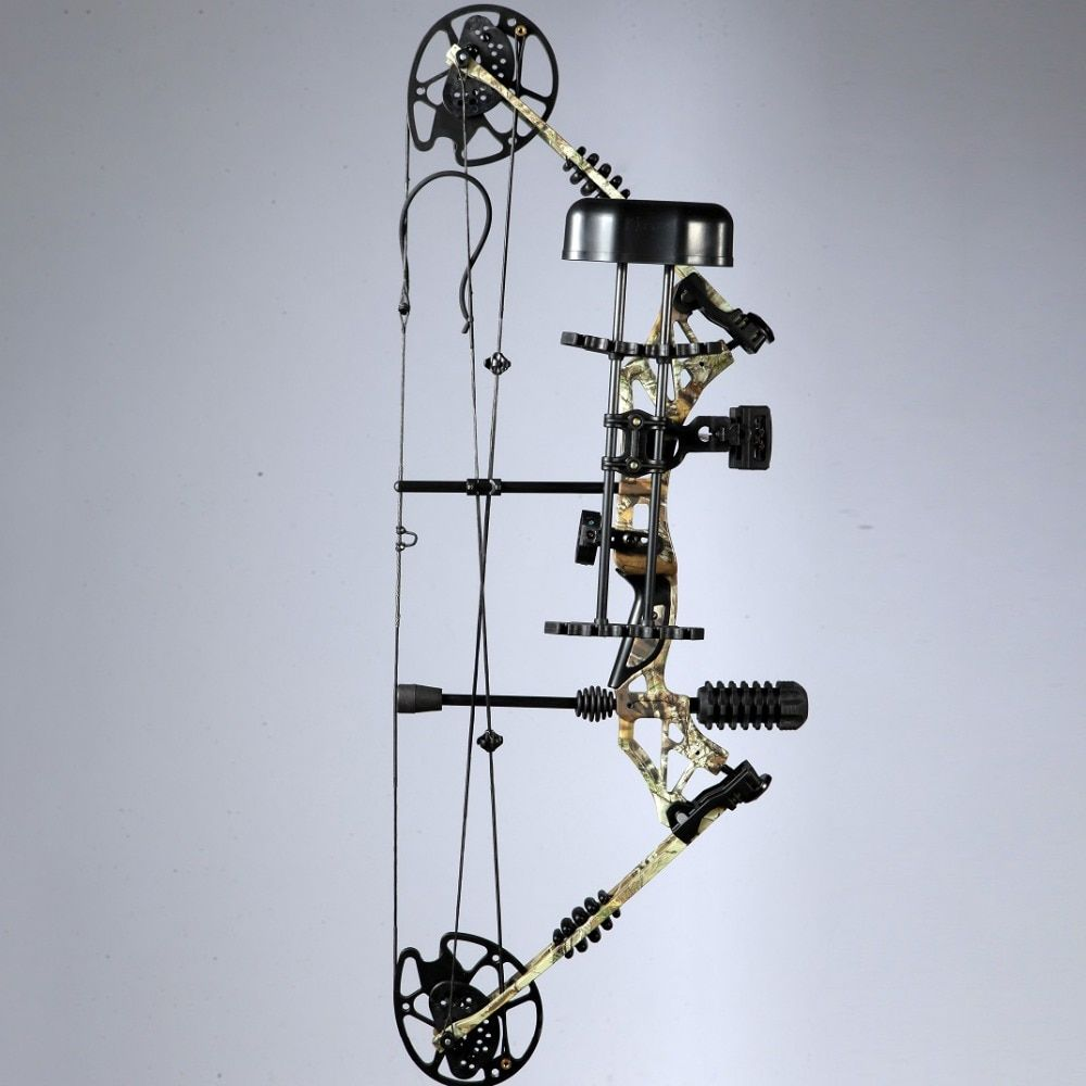 35~70lbs right handed or left handed Archery Hunting compound bow Sets