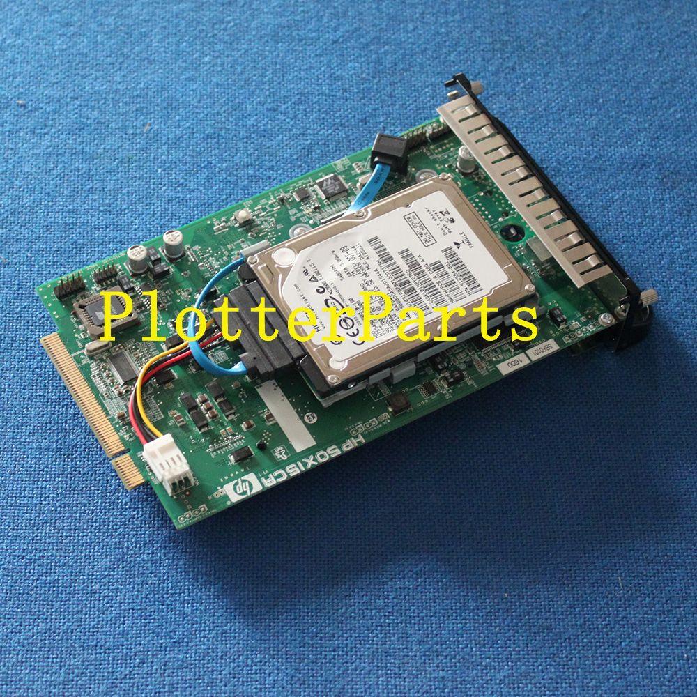 Q6675-67033 Q6675-60121 Q6675-60086 Formatter (haupt logik) für HP DesignJet Z2100 Original verwendet