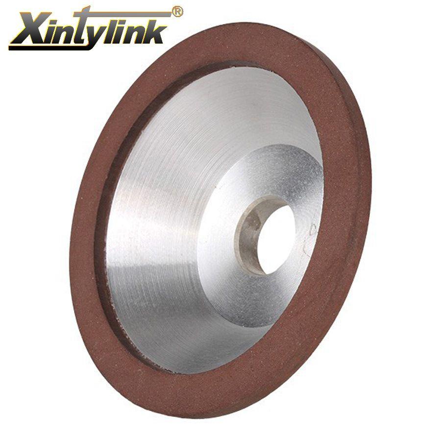 150mm 125mm 100mm diamant meule tasse 180 grain coupe meuleuse pour carbure métal