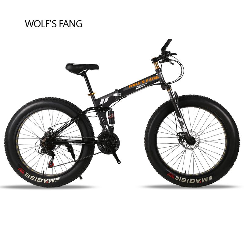 Wolf fang Klapp Fahrrad 24 geschwindigkeit 26