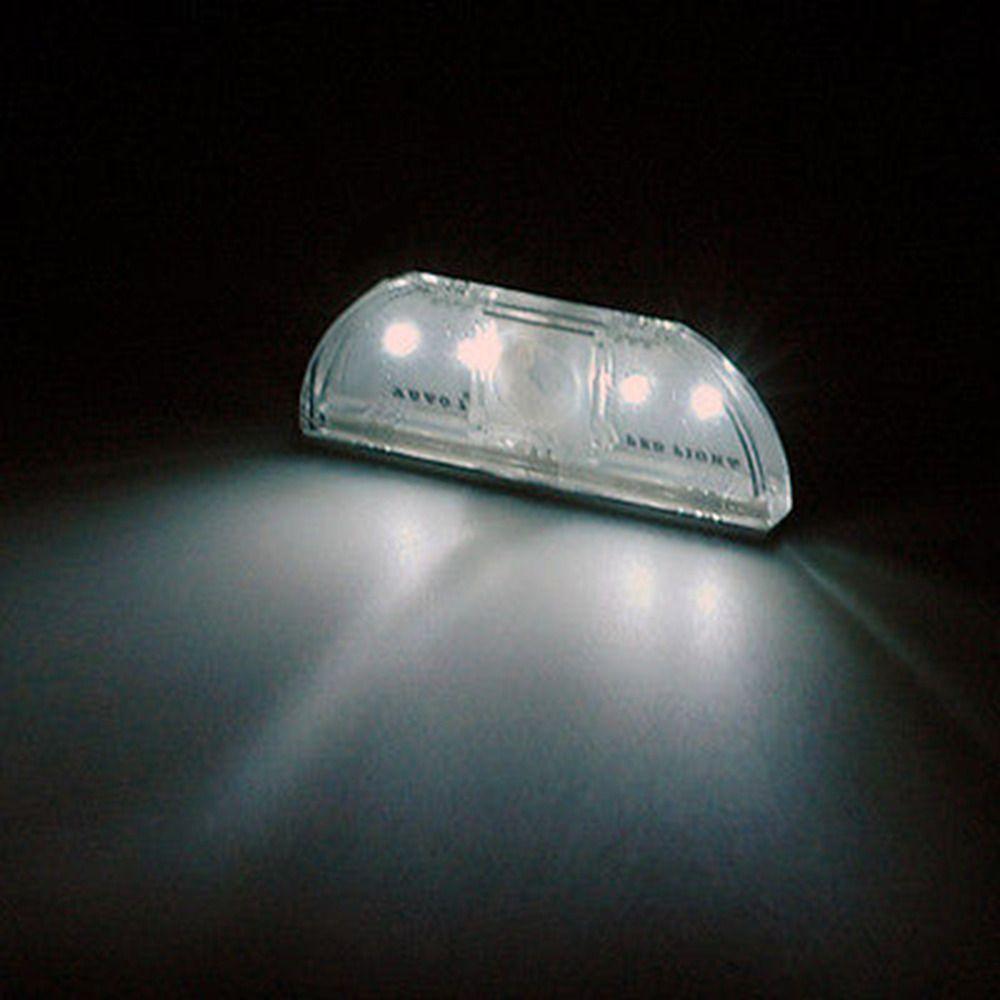 1 stücke 4 LED IR Sensor Licht Auto PIR Infrarot Hause Tür Drahtlose Keyhole Motion Detection sicherheitserkennung taschenlampe heißer