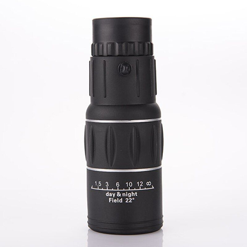 16X52 HD Monocular Telescope With Tripod & Cell Phone Holder Waterproof Monoculars Telescopes Outdoor Travel Device