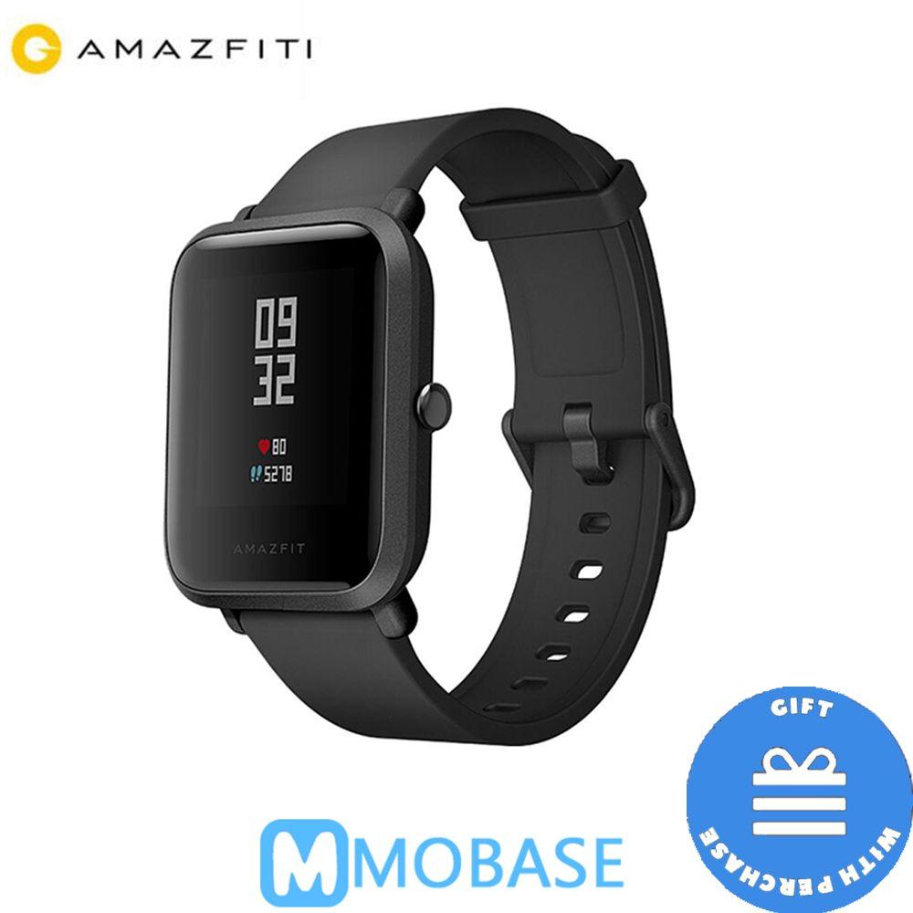 Englisch Version Hua mi Amazfit Bip Tempo Lite 100% Original Smart Uhr mi Fit Reflexion Smartwatch Wasserdicht für Xiao mi