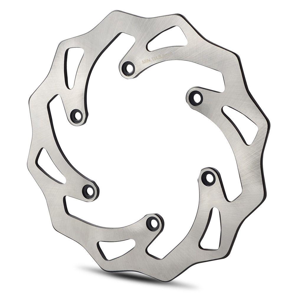 NICECNC Rear Brake Disc Disk Rotor For KTM 125 150 200 250 300 350 400 450 500 SX SXF XC EXC XCF XCW Freeride SIX Days 1990-2018