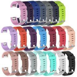 ALLOYSEED Montre Smart Watch Bracelet Band Pour Fitbit Charge 2 Bande Souple En Silicone Remplacement Bracelet Montre Bracelet Pour Fitbit Frais2
