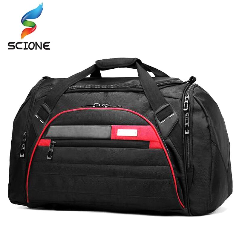 Top Quality Multifunction Sports Gym Bag Professional Training Fitness Shoulder Bag Big Capacity Storage Portable Travel Handbag