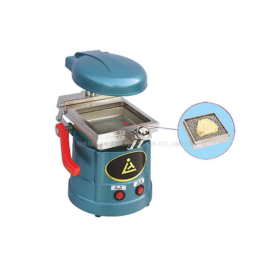 1 stück 220 v 1000 watt Dental Vakuum Ehemaligen Bildet und Molding Maschine Laminieren Maschine dental ausrüstung Vakuum Forming Maschine