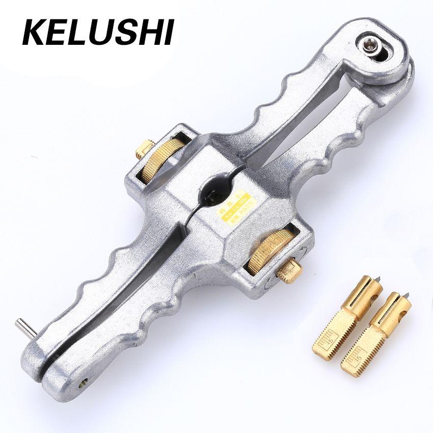 KELUSHI Fiber Optique Stripper/Longitudinal Ouverture Couteau/Gaine Câble Découpeuse SI-01 pour FTTH, Livraison Gratuite