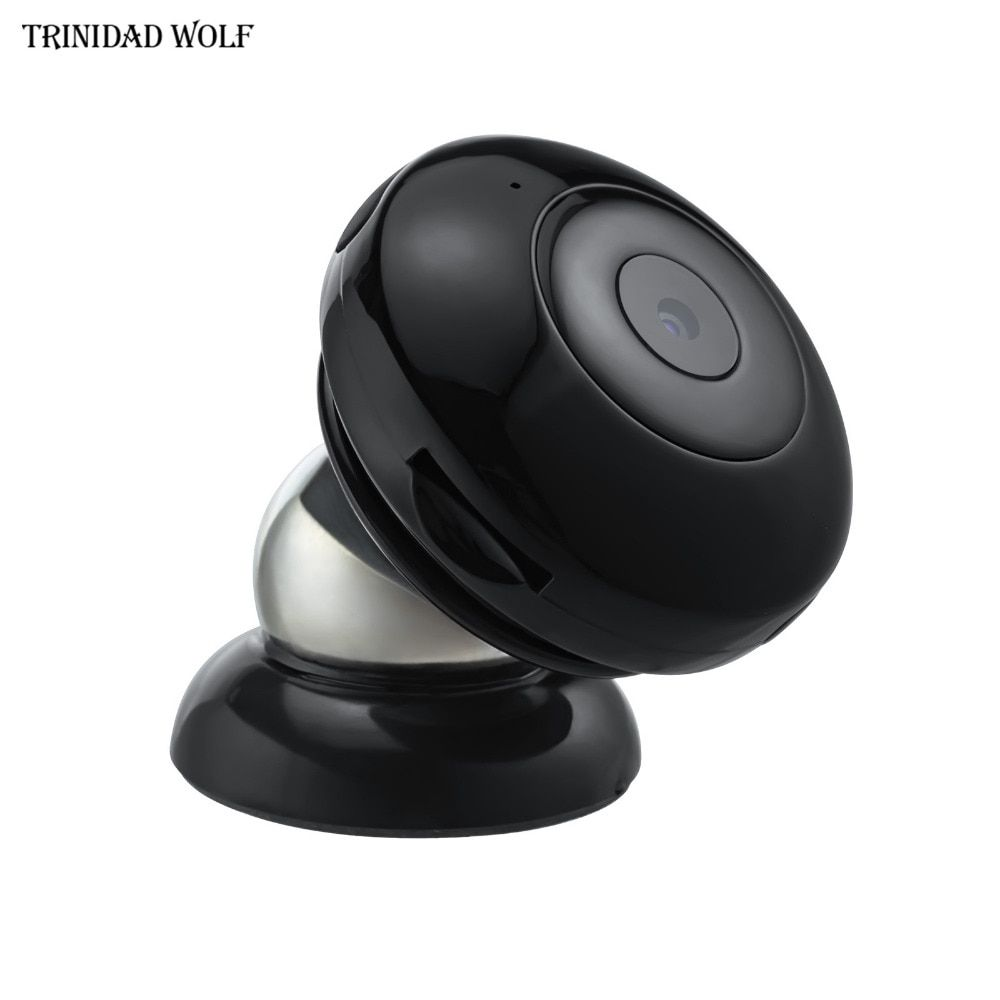 TRINIDAD WOLF C2 Mini Camera HD720P IP IR camera Wireless Wearable Micro Camera Motion Sensor Body Camera With Magnetic Clip