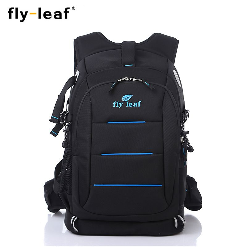 FL 336 DSLR Camera Bag Photo Bag Camera Backpack Universal  Large Capacity Travel Camera Backpack For Canon/Nikon Digital Camera