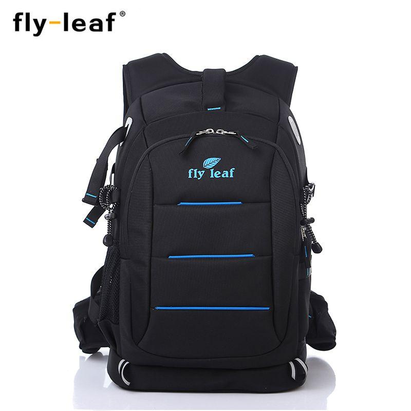 FL 336 DSLR sac Photo sac caméra sac à dos universel grande capacité voyage caméra sac à dos pour Canon/Nikon appareil Photo numérique