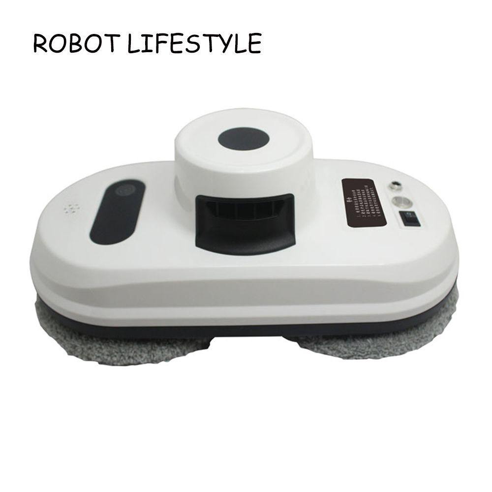 Nettoyeur de vitres robot humide et sec à télécommande, robot de nettoyage de vitres, robot de nettoyage de vitres, aspirateur automatique de vitres
