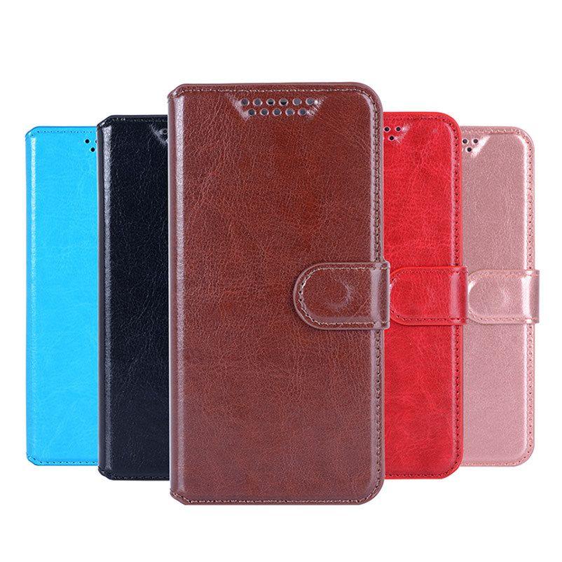 Nouveau Portefeuille En Cuir Cas Pour Microsoft Nokia Lumia 430 435 520 521 525 526 530 532 535 Business Style Flip de protection Téléphone sacs