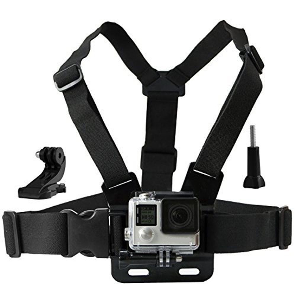 Chest Mount Harness for GoPro hero 5 6 Action camera Chesty Strap for Xiaomi yi 4K SJCAM For Eken For Go pro sport camera