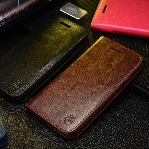 Étui portefeuille en cuir de luxe Musubo pour iphone Xs Max X XR 7 Plus 6 Plus 6s 5 étui support à rabat pour iphone 8 plus porte-carte