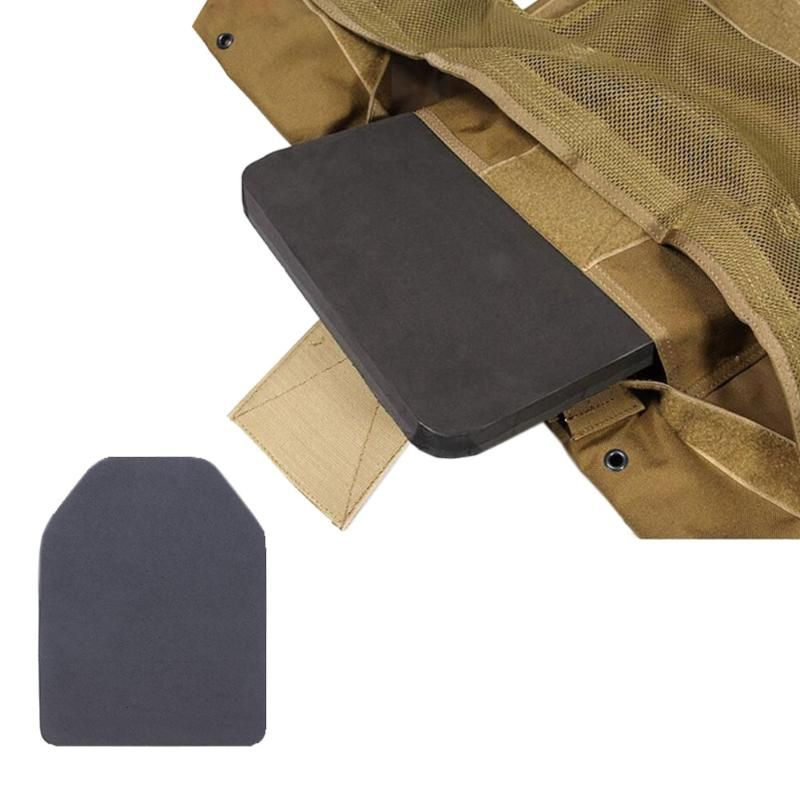 2pcs Tactical Vest Inner Liner Foam Shock Board Vest EVA Pad Applicable outdoors shooting