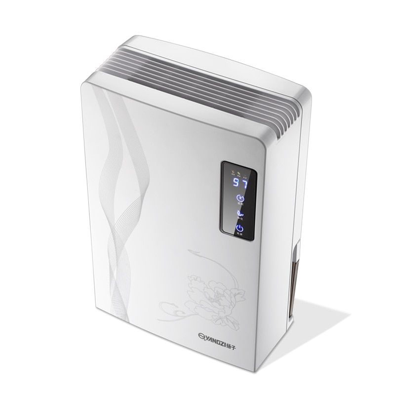 Home Portable Dehumidifier Large screen LCD Display Air Dryer Automatic Bucket Full Shut-Off Dehumidifier Purifier