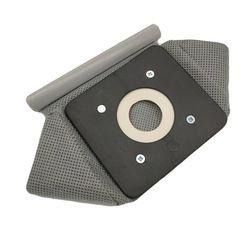 1x моющийся и многоразовый универсальный пылесос тканевый мешок для пылесоса 11x10 см сумки для пылесоса для Philips Electrolux LG Haier samsung