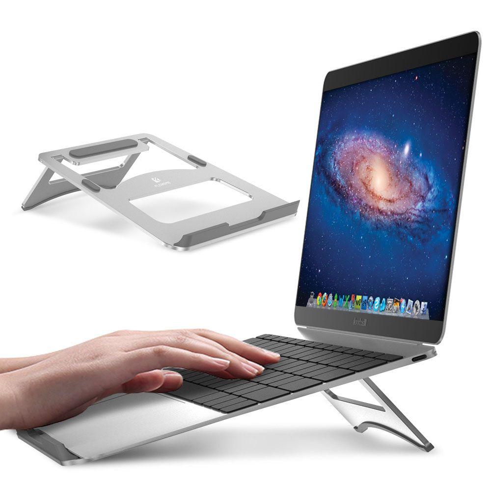 Neueste Mode Aluminiumlegierung Fester Haltewinkel für Macbook Air Pro Retina 11 12 13 15 Cooling Halter Tablet Ständer für IPAD PC stehen