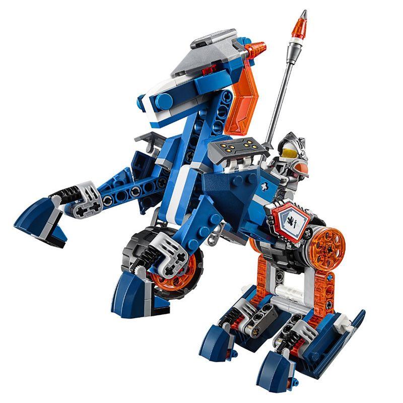 10485 Nexus Knight Mech cheval briques de construction blocs Set jouets pour enfants cadeaux compatibles chevaliers robotique 70312