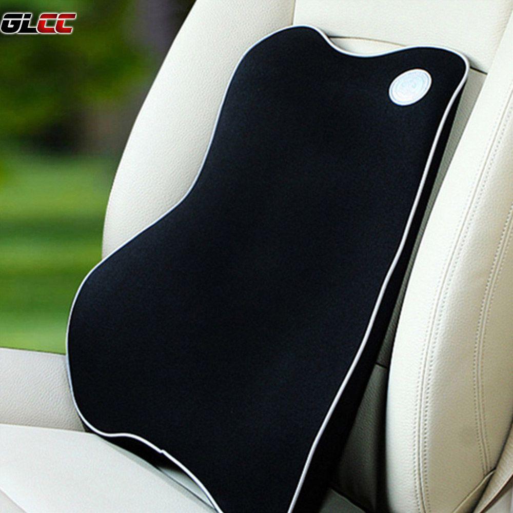 High Quality Space Memory Foam Car Waist Cushion Summer Car Lumbar Spine Cushion Waist Seat Back Automotive Safety Products