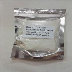 100 gramme réel pur 99% kojique acide anti traitement des taches de rousseur retrait âge spot éclaircissement de la peau se fanent rousseur enlever pigment