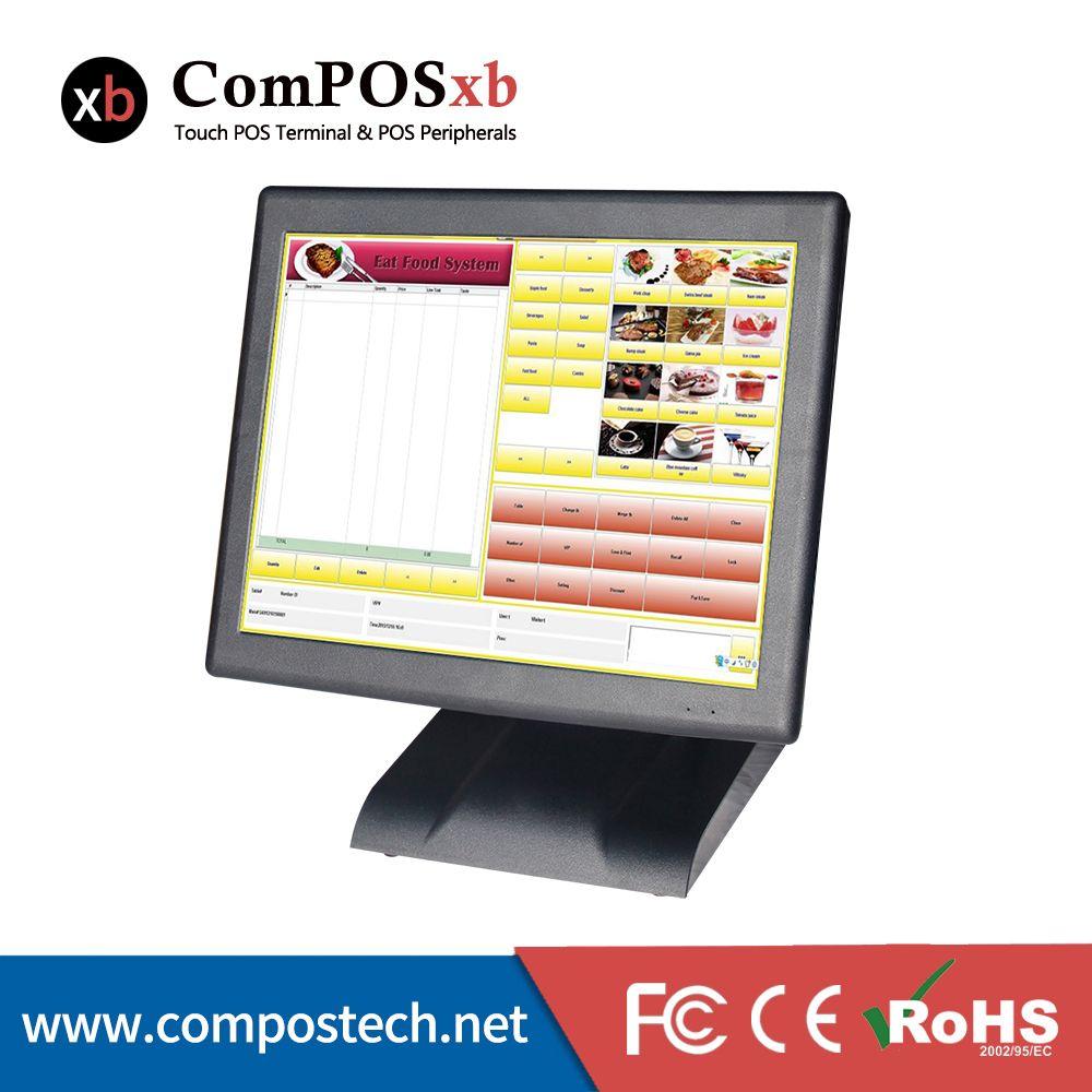 Freies verschiffen 15 zoll Touch Pos System Pos Alle In Einem Punkt Von Verkauf für einzelhandel