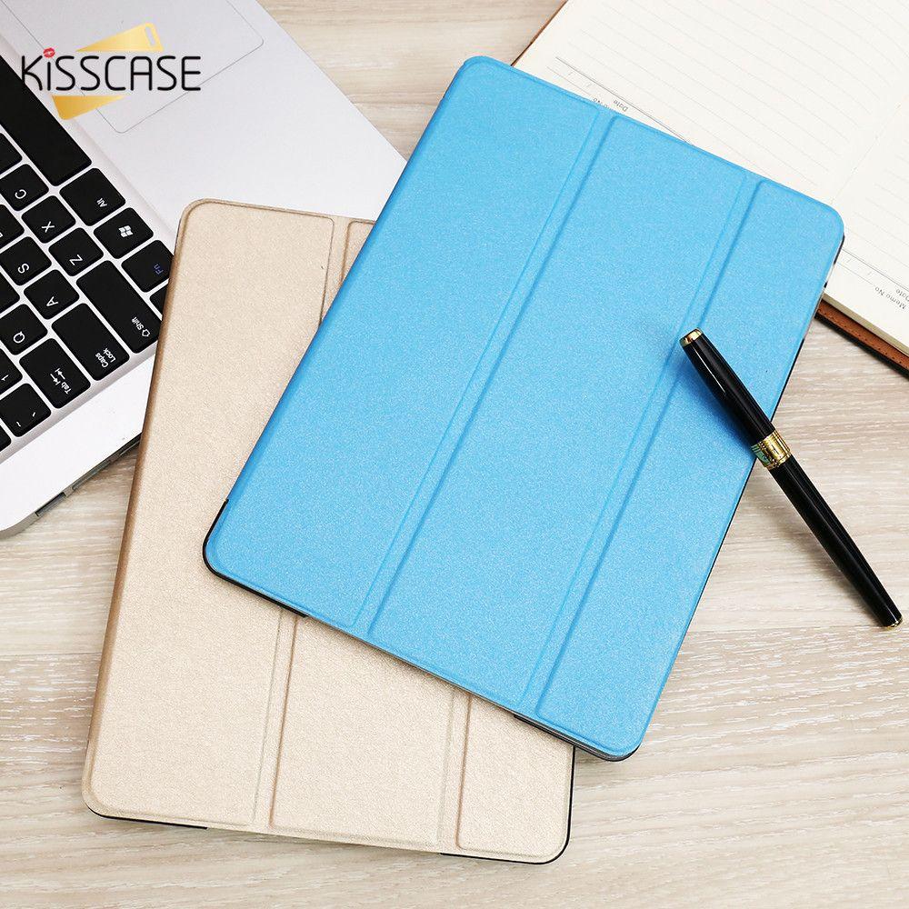 KISSCASE Cas Pour iPad 2/3/4 Cas Smart Auto Sommeil Éveillé Flip Stand Complet Housse De Protection En Cuir Pour iPad 2 iPad 3 iPad 4 Cas