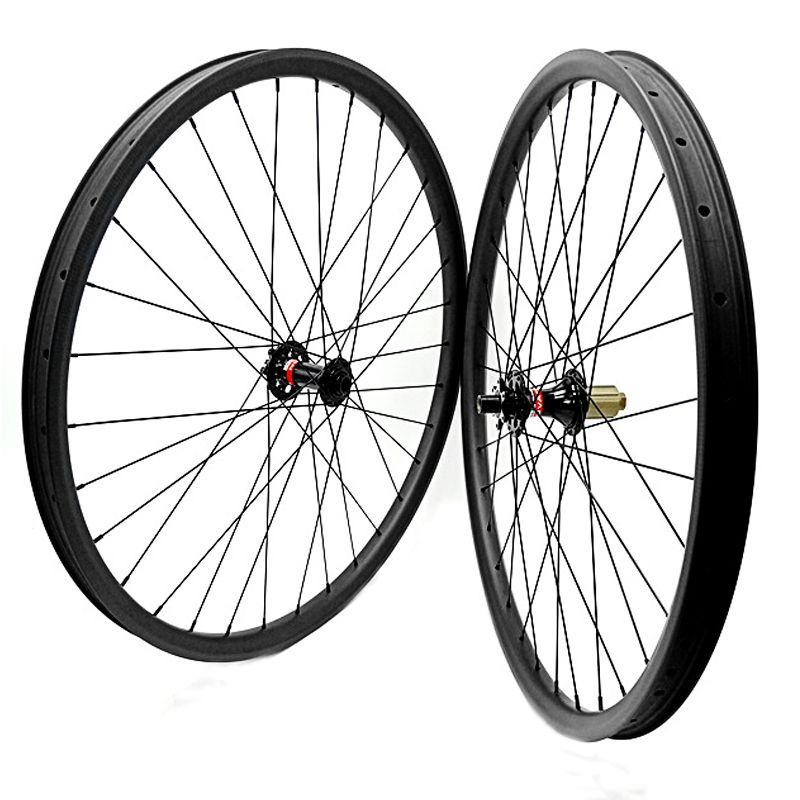 Asymmetrie 29er boost D791 462SB 110x15mm 148x12mm carbon laufradsatz 35mm 1490g carbon räder mtb Tubeless rad fahrrad 1420