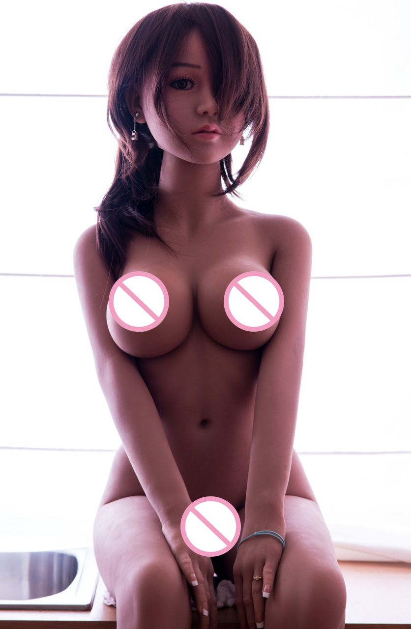Simulation Real Silicone Sex Dolls Adult Japanese Love Toy Lifelike Anime Oral Vagina Dolls Full Pussy Big Breast For Man Doll