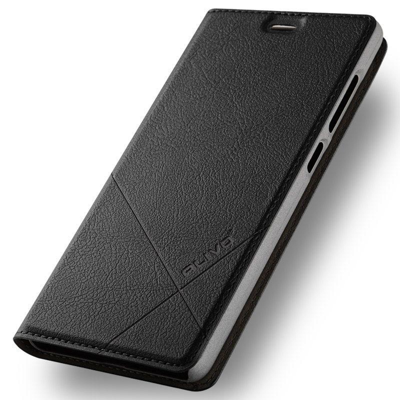 Xiaomi redmi 5a Cas PU En Cuir Business Series Flip stand de Couverture de cas Pour xiaomi redmi 5a (5.0 ) #0918 avec N ° de Suivi