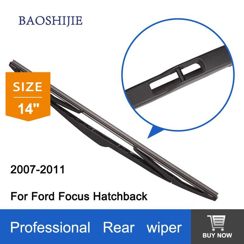 Lame D'essuie-Glace arrière pour Ford Focus À Hayon (2007-2011) 14