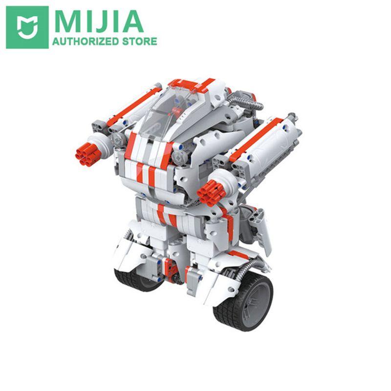 Xiaomi Robot Mitu Building Block Robot Bluetooth Mobile Remote Control 978 Spare Parts Self-balance System