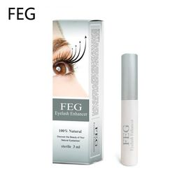 Feg Eyelash Enhancer Eyelash Serum Eyelash Growth Serum Treatment Natural Herbal Medicine Eye Lashes Mascara Lengthening Longer