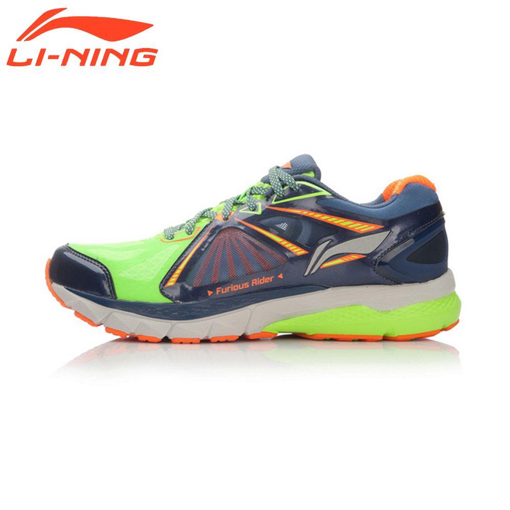 Li Ning Marke Männer Smart Kissen Laufschuhe Furious Reiter TUFF OS Stabilität Turnschuhe PROBARLOC Sport Futter Schuhe ARHL043