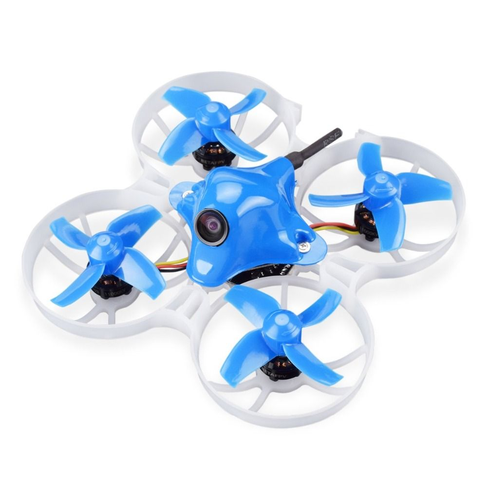 Beta75X 2S Whoop Quadcopter with 1103 11000KV motor 300mAh 2S battery Z02 AIO Camera VTX 2S F4 FC board 40mm 4-blades props